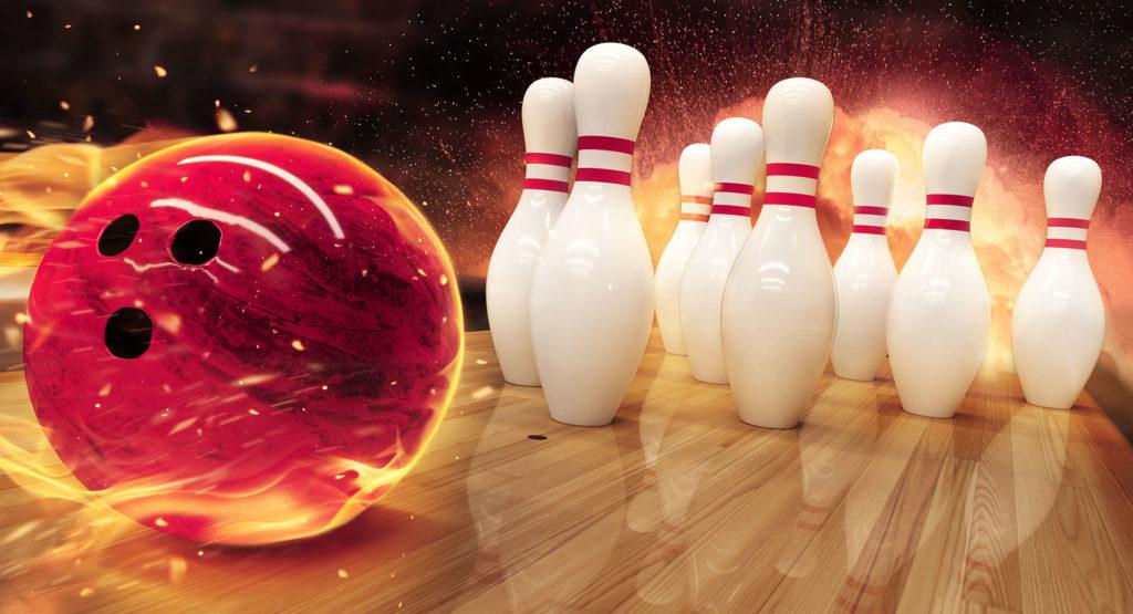 bowling, bowling center